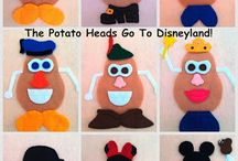 Disney Crafts / by Melissa Hitchon Kolonich