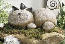 animais pedra