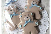 teddy cookies