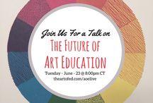 Art Education Reasources