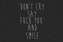 ...just don't cry...