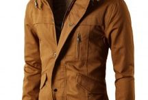 Autumn - Men / Clothes and colours that are suitable for masculine-presenting Autumn people.