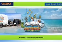 Outback Camp Tours