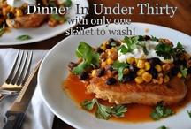 Recipes - Quick Dinner