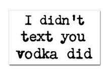 Vodka Humor