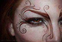 e l f' s make up