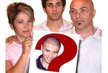 Fabrizio Catalano - Locandine / Fabrizio Catalano è scomparso da Assisi a Luglio 2005 ----- Fabrizio Catalano is missing since July 2005