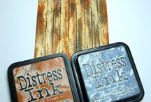 Distress Ink Art