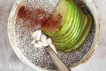 Oat chia pudding healthy breakfasts