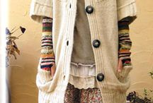 Woolly Wearables / Inspiration for crochet, knitting and felt to wear!