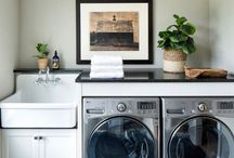 Pralnie | Laundry rooms