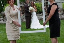 kreatív esküvői fotó