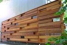 Architecture fences