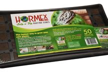 Hormex Rooting Cubes / Hormex Premium Rooting Cubes are made with the perfect blend of coco, peat moss & worm castings for the highest cloning and seeding success.