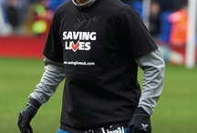 Nathan Redmond Saving Lives Ambassador