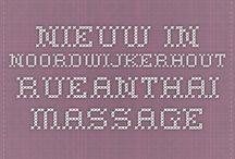 Thaise massage in Noordwijkerhout