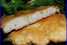Рецепты из курицы и индейки