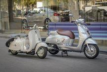 django scooter