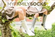 Myfamilysocks / calcetines en familia