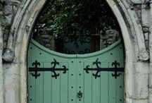 doors / by Ashleigh Christelis