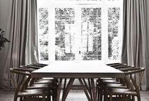 _seaside apartment - design inspirations / inspiracje dla apartamentu nad morzem