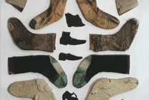 Old Sock Collections / by Pam Duncan