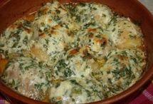 картофель - рецепты