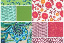 Fabric & Patterns / by Meri Salvador