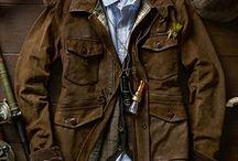 Casual outdoor jacket