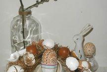 Velikonoční dekorace :))