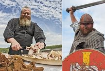 Viking food in the medias