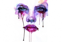 Watercolor / by Luisa López