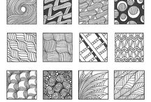 Zentangle / Patterns