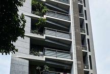 Многоэтажные здания