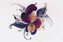 villthartdens tattoveringar