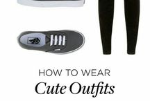 HTW: Cute Outfits
