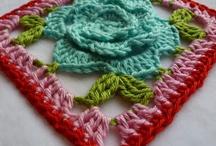 Spinning a Yarn / Crochet and Knitting inspiration