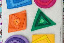 Didakticke hračky DIY