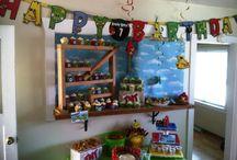 Birthday parties / by Keyla Macias