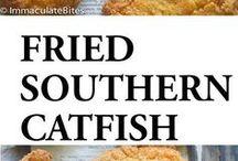 prep fry fish