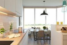 SCANDINAVIAN COMFORT / Дизайн интерьера квартиры