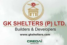GK Shelters / Builders & Developers Banglore