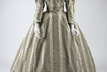 1860s-inspiration / Fashion, accessories, history etc
