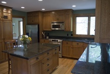 Kitchen and Baths / by Kristina