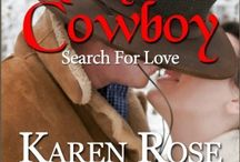 Books Worth Reading / ALWAYS HER COWBOY by Karen Rose Smith, Book 4, Search For Love series A ranch romance with a modern twist.