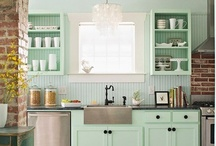 Retro Kitchen Ideas.