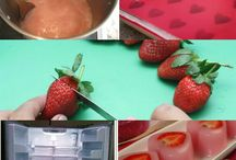easy strawberry pudding