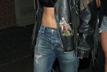 Jeans & Leather Photoshoot Ideas
