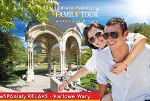 Karlowe Wary - Family Tour