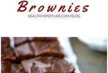 brownies and cookie bars